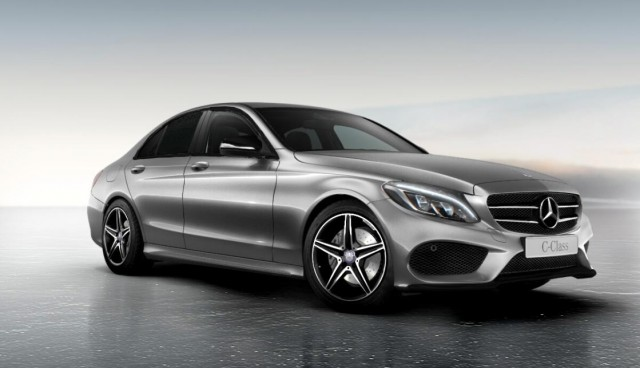 Oficial: Mercedes C Night Package 2