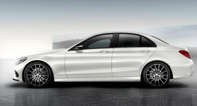 Oficial: Mercedes C Night Package 3