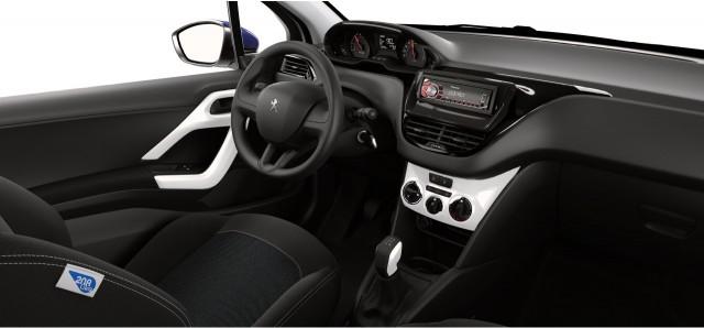 Peugeot 208 Like: Pensado para los más jóvenes 2