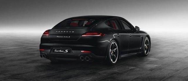 Porsche Exclusive nos présenta un Porsche Panamera Turbo S muy especial 2