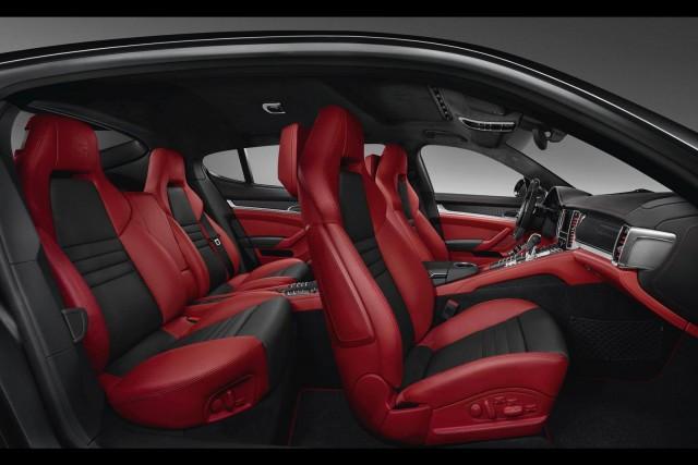 Porsche Exclusive nos présenta un Porsche Panamera Turbo S muy especial 3