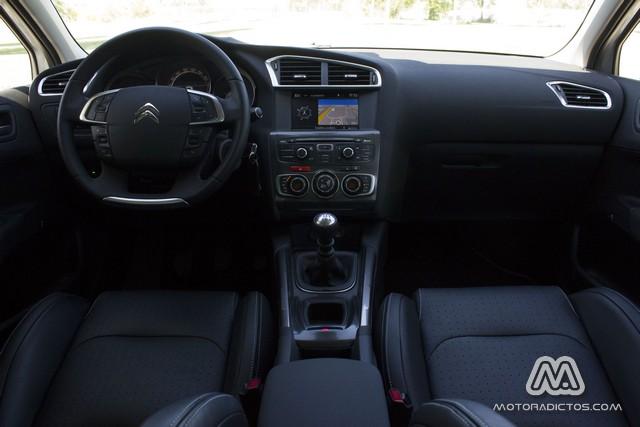 Prueba: Citroën C4 e-HDI 115 CV (diseño, habitáculo, mecánica) 3