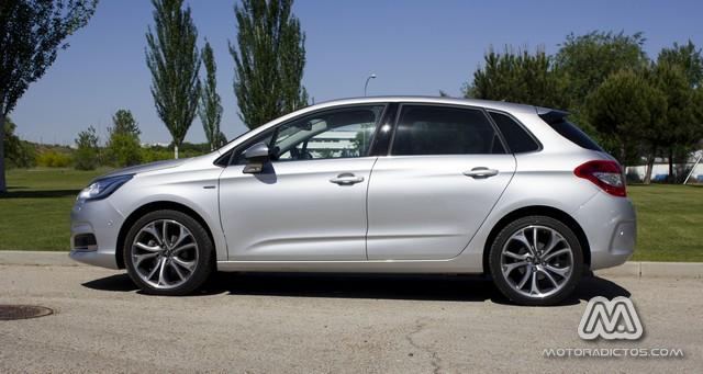 Prueba: Citroën C4 e-HDI 115 CV (diseño, habitáculo, mecánica) 6