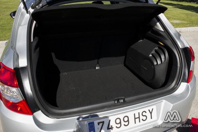 Prueba: Citroën C4 e-HDI 115 CV (diseño, habitáculo, mecánica) 8