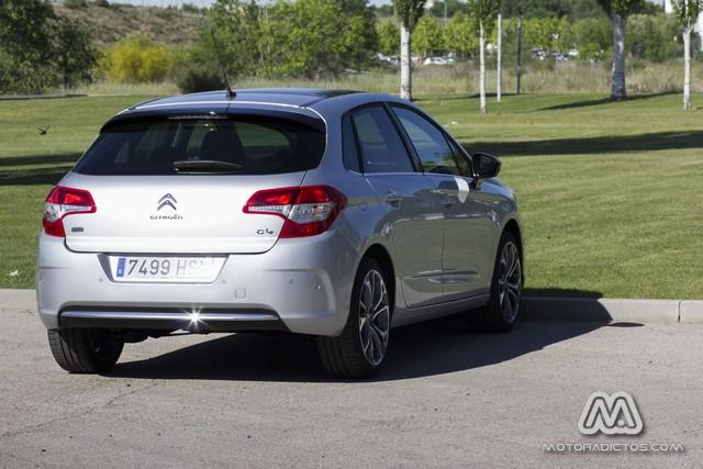 Prueba: Citroën C4 e-HDI 115 CV (diseño, habitáculo, mecánica) 9