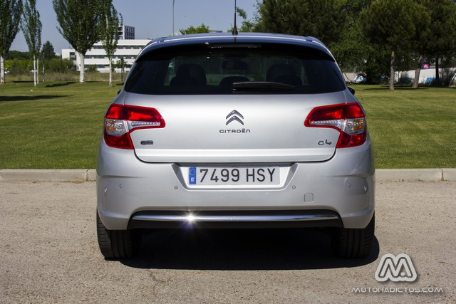 Prueba: Citroën C4 e-HDI 115 CV (equipamiento, comportamiento, conclusión) 8