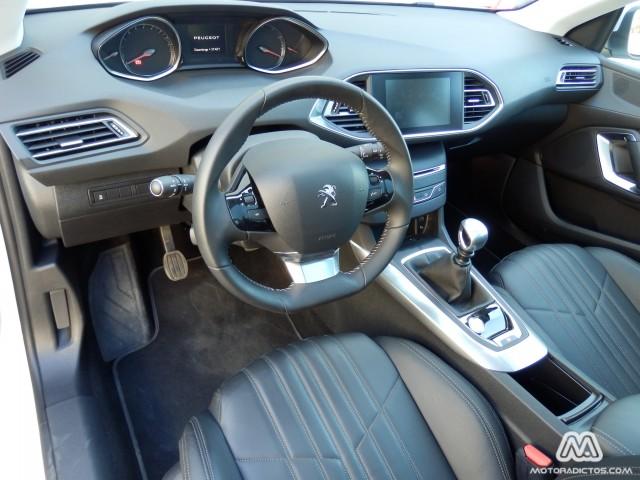 Prueba: Peugeot 308 1.6 THP (diseño, habitáculo, mecánica) 3