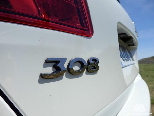 Prueba: Peugeot 308 1.6 THP (diseño, habitáculo, mecánica) 6