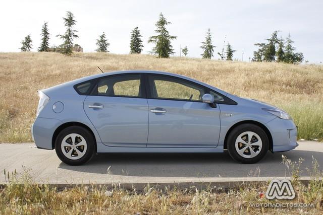 Prueba: Toyota Prius plug-in hybrid (diseño, habitáculo, mecánica) 4