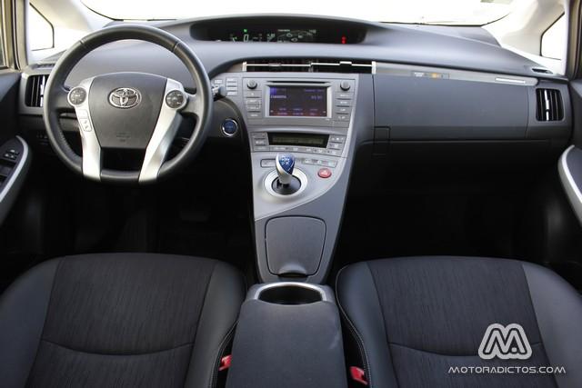 Prueba: Toyota Prius plug-in hybrid (diseño, habitáculo, mecánica) 6