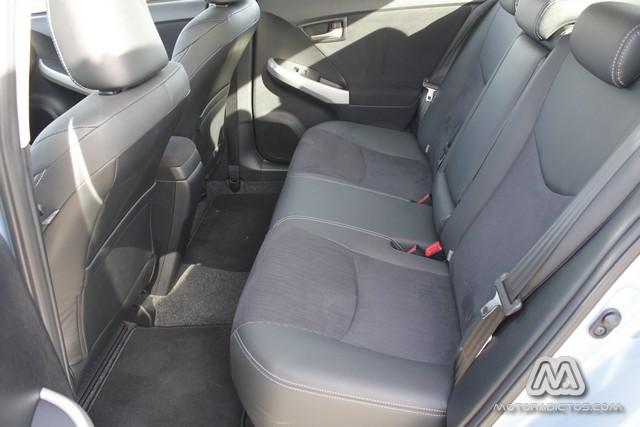 Prueba: Toyota Prius plug-in hybrid (diseño, habitáculo, mecánica) 7