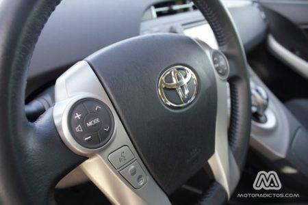 Prueba: Toyota Prius plug-in hybrid (equipamiento, comportamiento, conclusión)