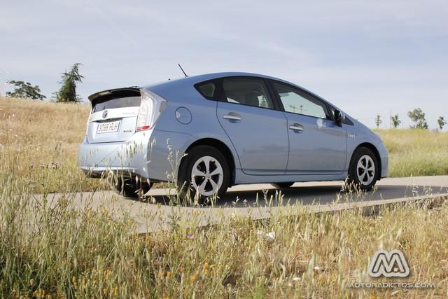 Prueba: Toyota Prius plug-in hybrid (equipamiento, comportamiento, conclusión) 4