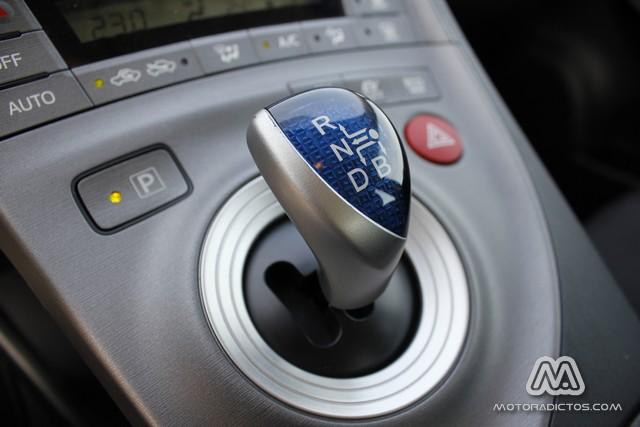 Prueba: Toyota Prius plug-in hybrid (equipamiento, comportamiento, conclusión) 5