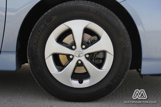 Prueba: Toyota Prius plug-in hybrid (equipamiento, comportamiento, conclusión) 7