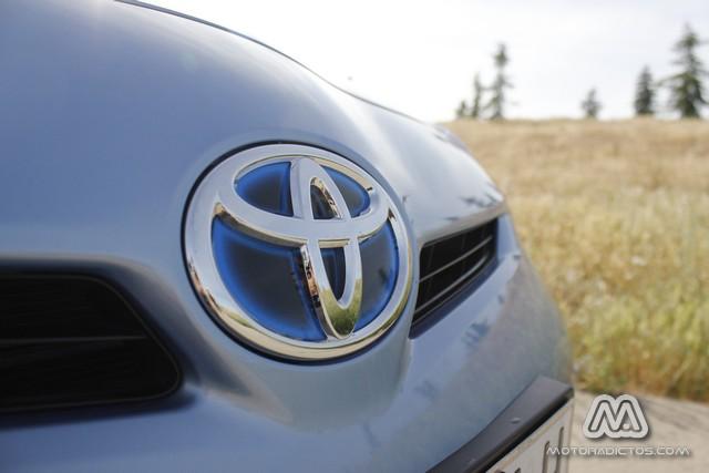Prueba: Toyota Prius plug-in hybrid (equipamiento, comportamiento, conclusión) 8