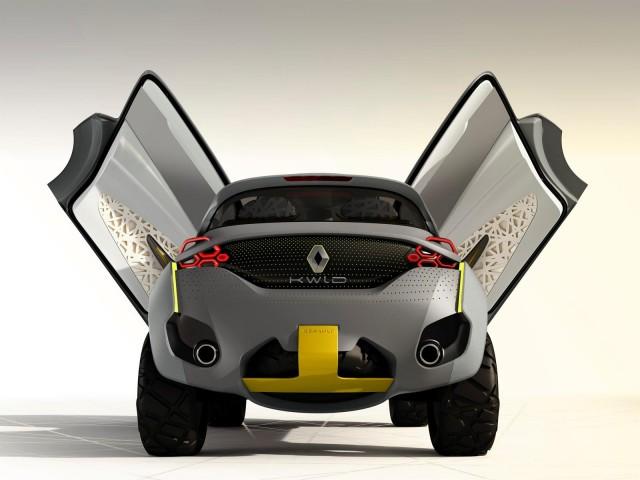 Renault podría llevar a producción el Kwid, situado por debajo del Captur 2