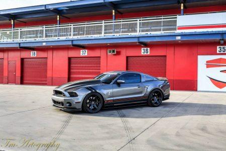 Embrutece tu Mustang gracias a TruFiber