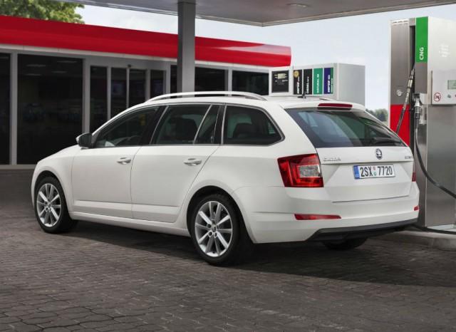 Skoda Octavia G-Tec: Gas natural comprimido y gasolina a tu alcance 1
