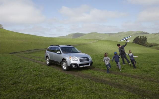 Subaru está desarrollando una nueva plataforma global para sus modelos  1