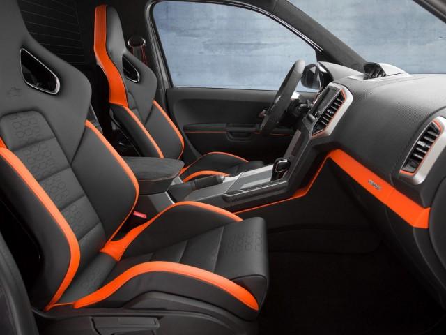 Volkswagen Amarok Power Pickup Concept: Presente en el Wörthersee 2014 3
