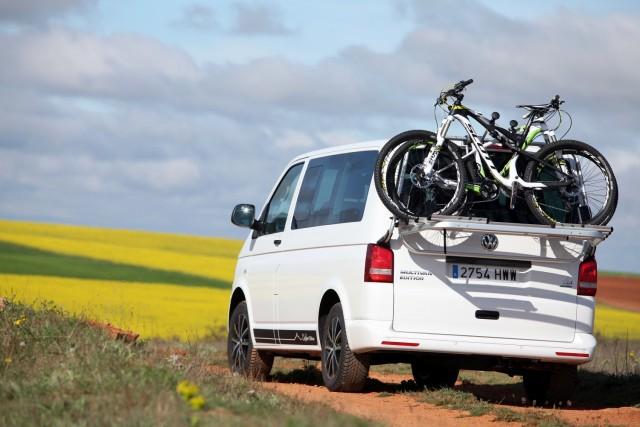 Volkswagen Multivan Outdoor Edition, variante lúdica con un amplio equipamiento 2