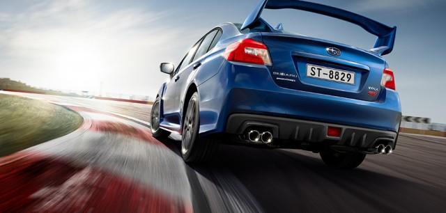 Ya disponible: Subaru WRX STi, desde 44.900 euros 2