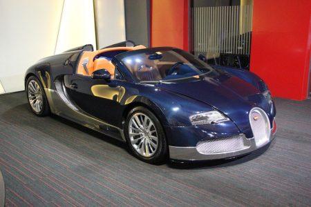 A la venta un Bugatti Veyron Grand Sport en Dubai