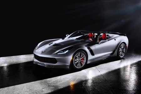 The 2015 Chevrolet Corvette Z06 Convertible shot by Nico Sforza