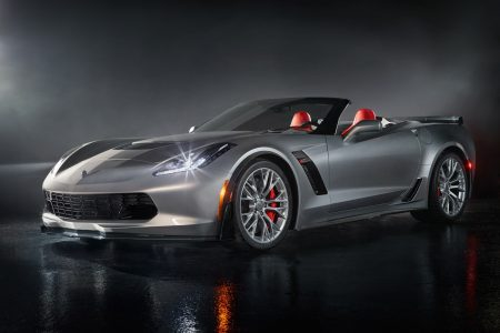The 2015 Chevrolet Corvette Z06 Convertible shot by Dan Wang