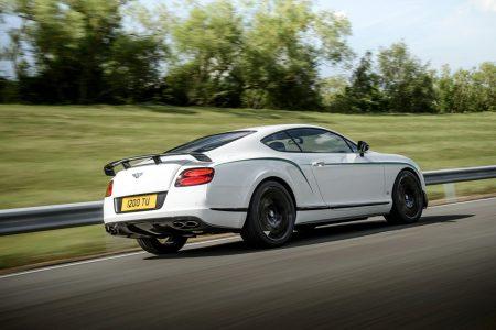 Oficial: Bentley Continental GT3-R