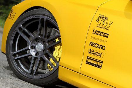 BMW M235i por Manhart Racing: Una aunténtica bomba para trackdays