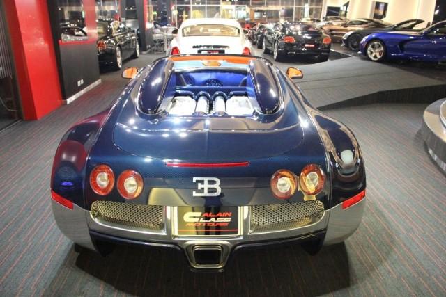 A la venta un Bugatti Veyron Grand Sport en Dubai 1