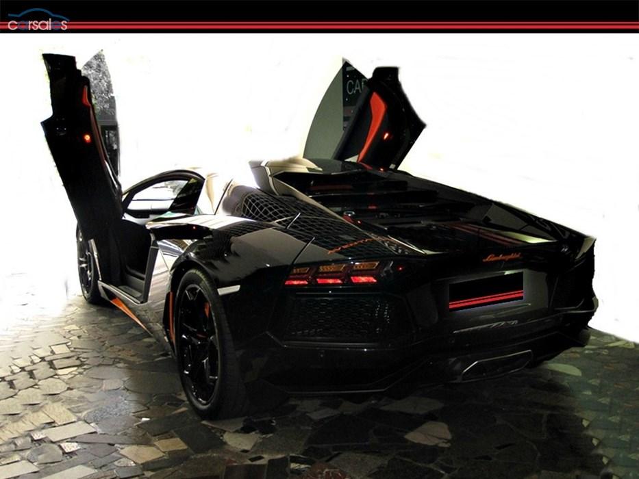 A la venta un Lamborghini Aventador totalmente personalizado 2