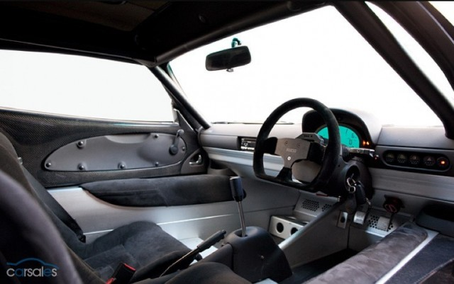 A la venta un Lotus Exige con motor Audi de 550 caballos 2