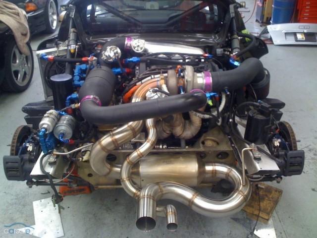 A la venta un Lotus Exige con motor Audi de 550 caballos 3