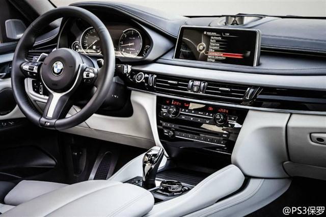 ¡Aquí está! Nuevo BMW X6, filtrado en todo su esplendor 1