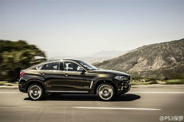 ¡Aquí está! Nuevo BMW X6, filtrado en todo su esplendor 3