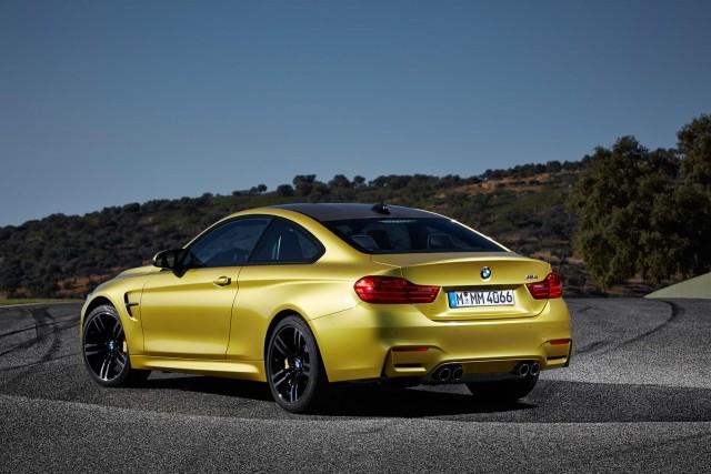 BMW M4: 7:52 minutos en Nürburgring, igual que rápido que un Lamborghini Gallardo LP 560-4 1