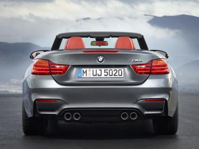 BMW M4 Cabrio: Deportividad a cielo abierto por 98.500 euros 1