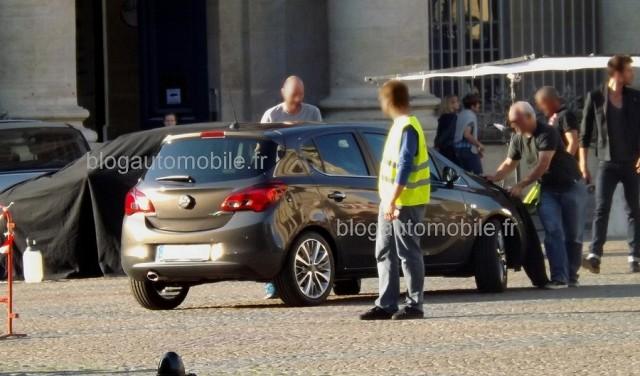 Cazadas las primeras imágenes sin camuflaje del nuevo Opel Corsa 4