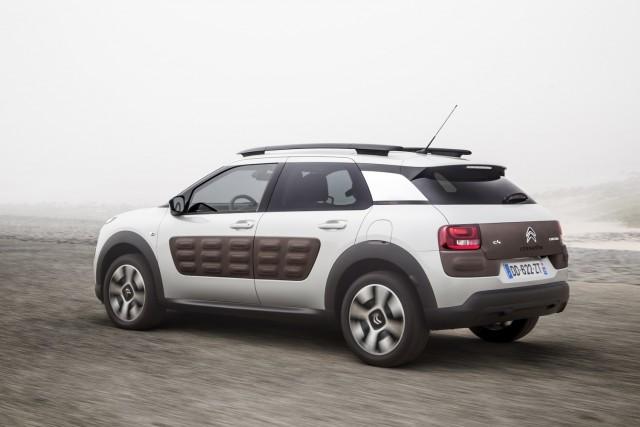 Citroën C4 Cactus: Una apuesta arriesgada para Villaverde 3