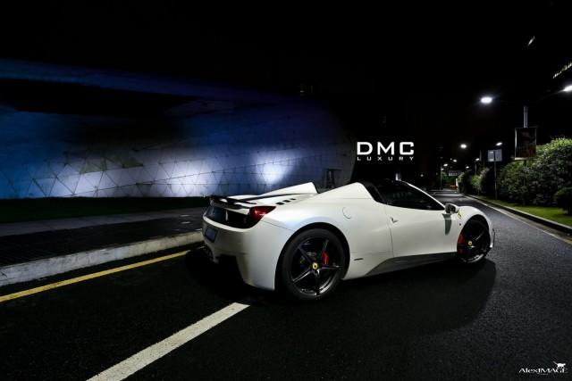 DMC nos presenta su nuevo Ferrari 458 MCC Edition 2