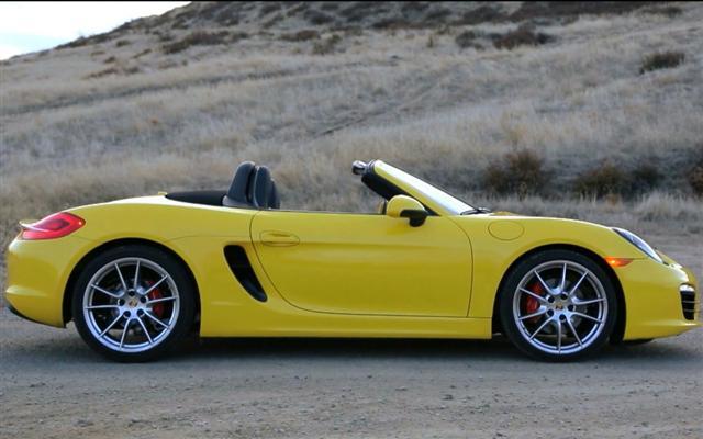 """El """"baby Porsche"""" llegará en 2016,  2"""
