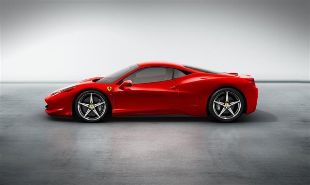 El Ferrari 458 Italia será turbo 1