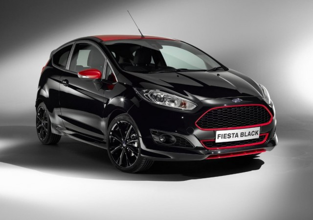 Ford Fiesta Red y Black Edition: Con el EcoBoost 1.0 de 140 CV 1