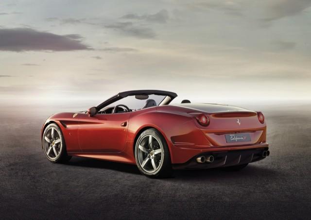 Llega el Ferrari California T a España 2