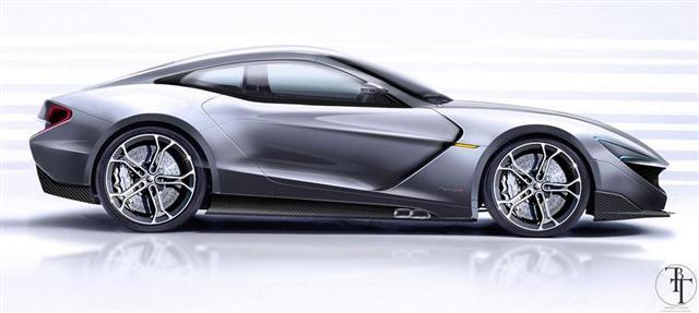 Más de cerca: McLaren P15,  1