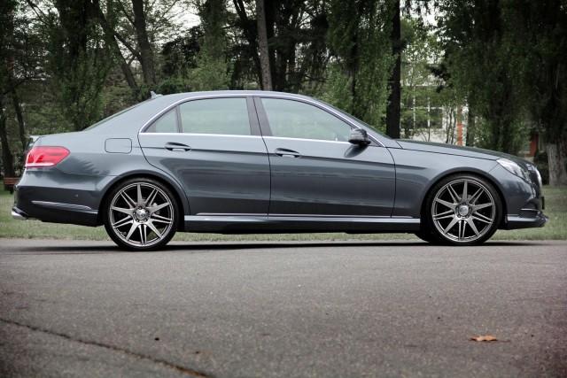 Mercedes Clase E por Carlsson 2