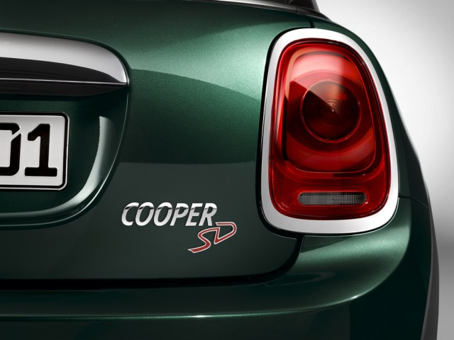 MINI One First y Cooper SD: Se amplían horizontes en la gama 3
